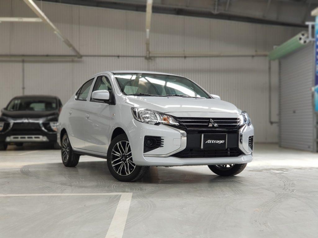 Mitsubishi Attrage 2021 tính năng mới, giá lăn bánh,thủ tục trả góp