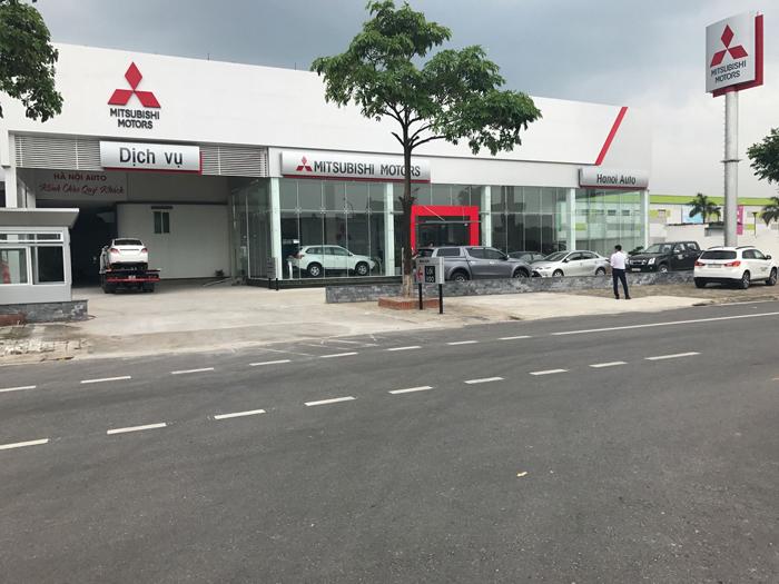 Đại lý Mitsubishi Long An - Hotline 0909.066.682